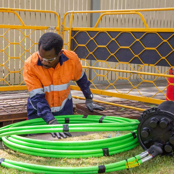 Fixed line networks - fibre and WAN image 1